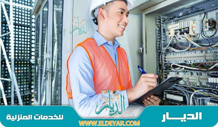 معلم كهربائي بجده متميز في تقديم كافة أعمال الكهرباء بسعر أفضل من كافة معلمين الكهرباء في جده