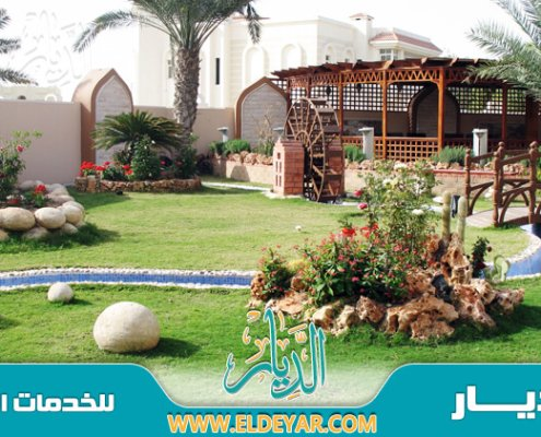 شركة تنسيق حدائق بجدة تقدم جميع خدمات تنسيق وتجميل الحدائق بأعلى مستوى وافضل سعر