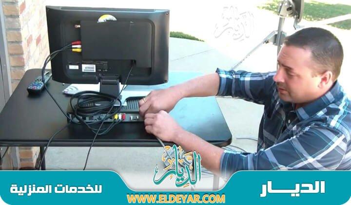 مبرمج رسيفر جدة & أفضل فني في سوق الرسيفرات في جدة بتركيب اطباق الدش وضبط القنوات