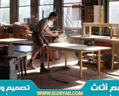 مصمم اثاث بجدة واحد من أفضل العاملين في هذا المجال ويوفر تصميمات متعددة من الأثاث