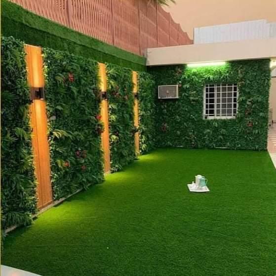 شركة تنسيق حدائق بالقطيف توفر افضل مصمم حدائق بالقطيف وتركيب عشب صناعي وتصميم شلالات