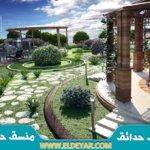 تنسيق حدائق بجازان بواسطة أفضل مهندس تنسيق أحواش وحدائق منزلية وتركيب عشب وشلالات